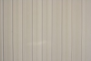 Gray Plastic Fence Boards Texture - Free High Resolution Photo