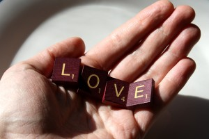 Love in the Palm of your Hand - Free high resolution photo