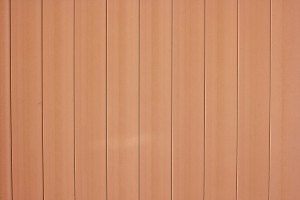 Redwood Plastic Fence Boards Texture - Free High Resolution Photo