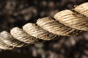 Twisted Rope Close Up - Free High Resolution Photo