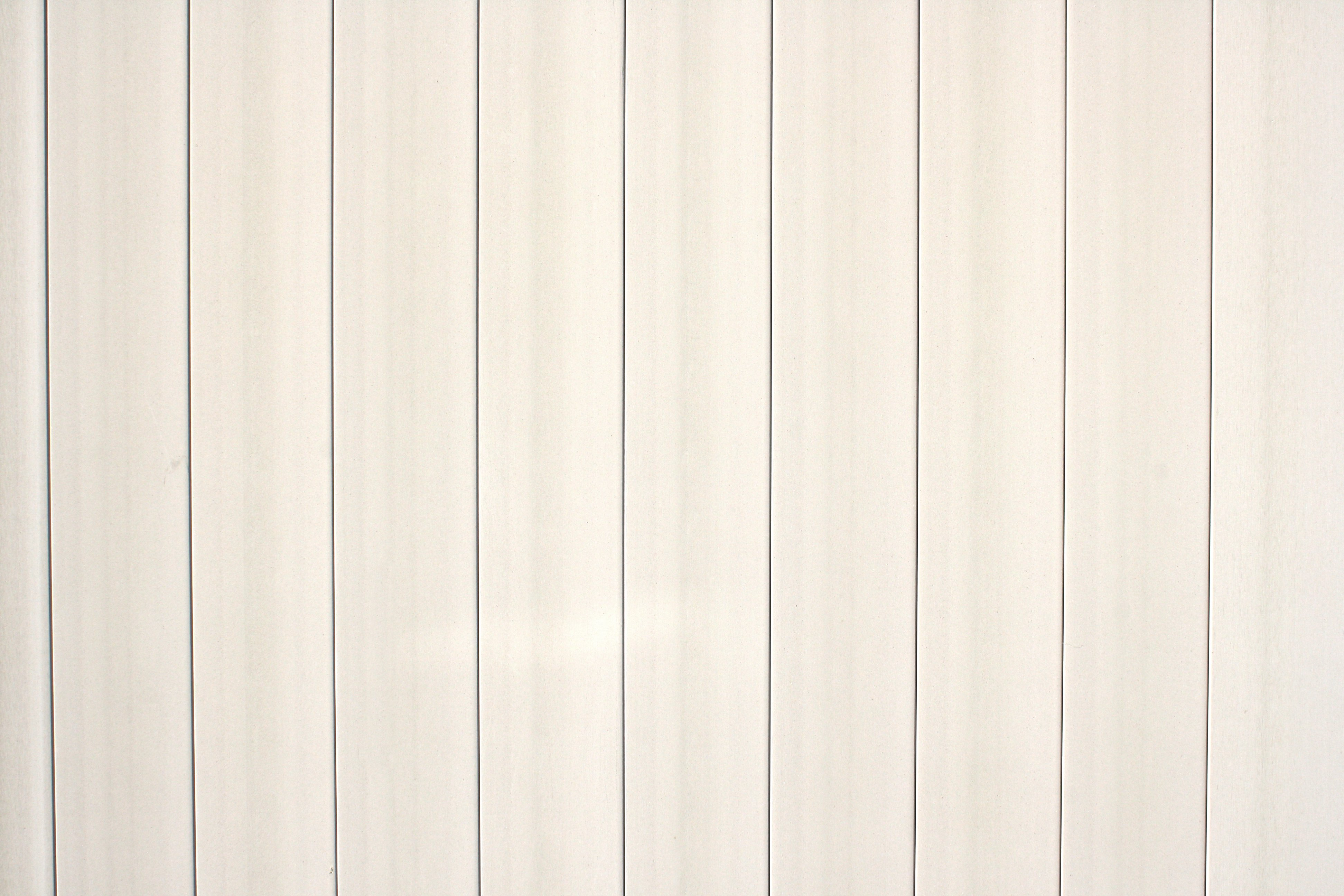 White Plastic Fence Boards Texture Picture Free