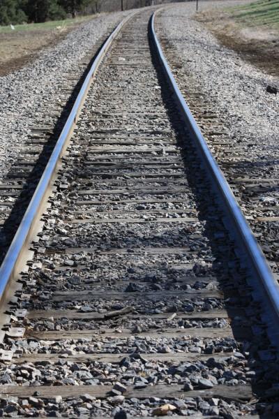 Railroad Tracks - Free High Resolution Photo