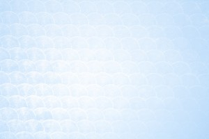 Baby Blue Circle Patterned Plastic Texture - Free High Resolution Photo