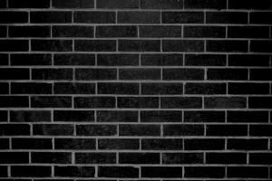 Black Brick Wall Texture - Free High Resolution Photo