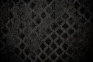 Black Dish Towel with Diamond Pattern Texture - Free High Resolution Photo