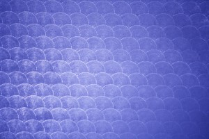 Blue Circle Patterned Plastic Texture - Free High Resolution Photo