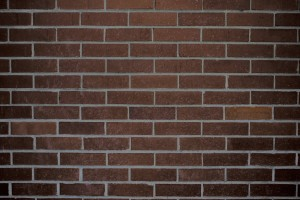 Dark Brown Brick Wall Texture - Free High Resolution Photo