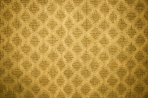Gold Dish Towel with Diamond Pattern Texture - Free High Resolution Photo