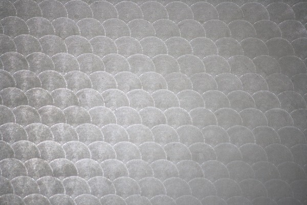 Gray Circle Patterned Plastic Texture - Free High Resolution Photo