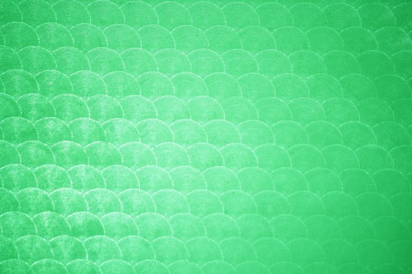 Green Circle Patterned Plastic Texture - Free High Resolution Photo