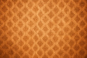 Orange Dish Towel with Diamond Pattern Texture - Free High Resolution Photo
