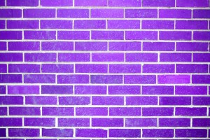 Purple Brick Wall Texture - Free High Resolution Photo