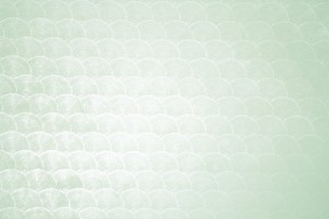 Sage Green Circle Patterned Plastic Texture - Free High Resolution Photo