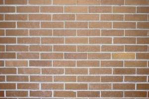 Tan Brick Wall Texture - Free High Resolution Photo