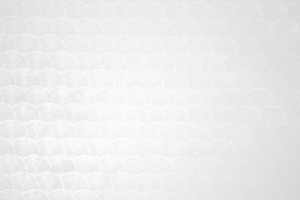 White Circle Patterned Plastic Texture - Free High Resolution Photo