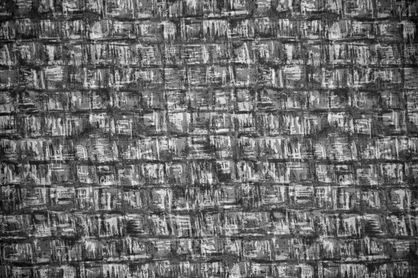 Black and White Abstract Squares Fabric Texture - Free High Resolution Photo