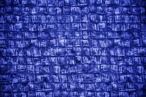 Blue Abstract Squares Fabric Texture - Free High Resolution Photo