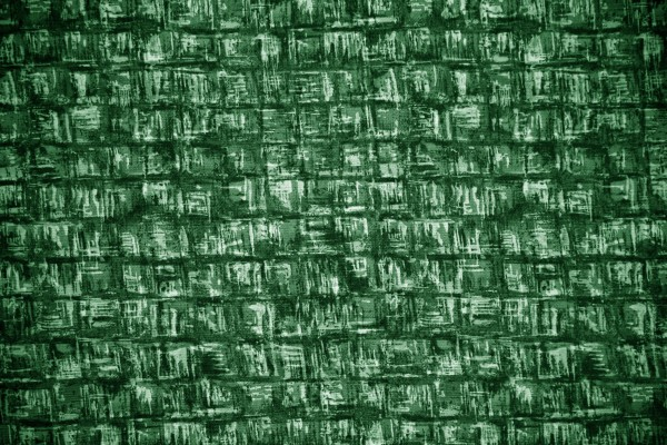 Forest Green Abstract Squares Fabric Texture - Free High Resolution Photo