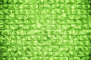 Lime Green Abstract Squares Fabric Texture - Free High Resolution Photo