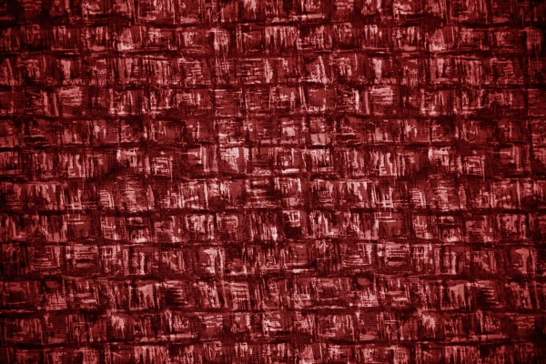 Maroon Abstract Squares Fabric Texture - Free High Resolution Photo