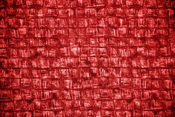 Red Abstract Squares Fabric Texture - Free High Resolution Photo