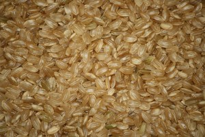 Short Grain Brown Rice Texture - Free High Resolution Photo