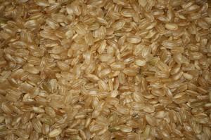 Short Grain Brown Rice Texture - Free High Resolution Photo