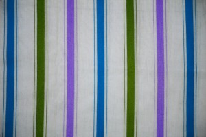 Striped Fabric Texture Green, Blue and Purple on White - Free High Resolution Photo
