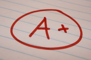 A Plus School Letter Grade - Free High Resolution Photo