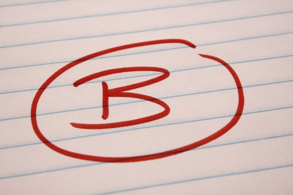 B School Letter Grade - Free High Resolution Photo