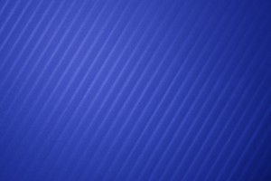 Cobalt Blue Diagonal Striped Plastic Texture - Free High Resolution Photo