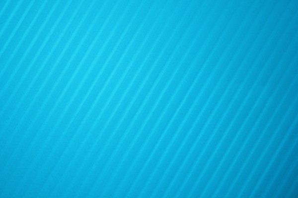 Sky Blue Diagonal Striped Plastic Texture - Free High Resolution Photo