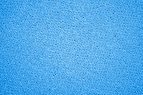 Azure Blue Microfiber Cloth Fabric Texture - Free High Resolution Photo