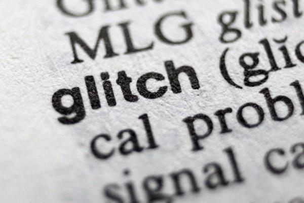 Glitch - Free High Resolution Photo of the Word Glitch