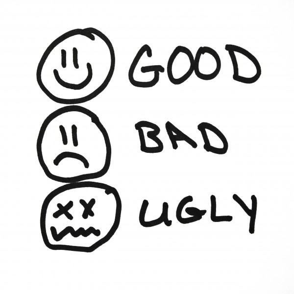 Good Bad and Ugly Faces - Free High Resolution Photo