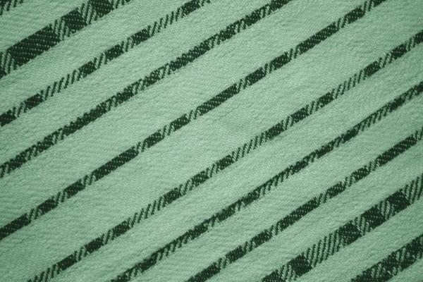 Light and Dark Green Diagonal Stripes Fabric Texture - Free High Resolution Photo
