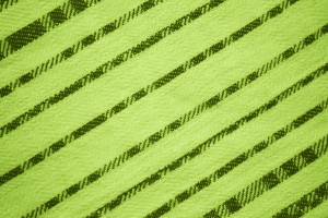 Lime Green Diagonal Stripes Fabric Texture - Free High Resolution Photo