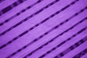 Purple Diagonal Stripes Fabric Texture - Free High Resolution Photo