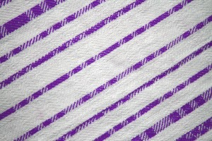 Purple on White Diagonal Stripes Fabric Texture - Free High Resolution Photo