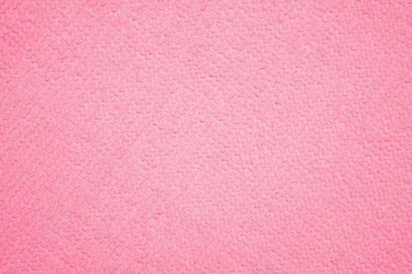 Salmon Pink or Coral Colored Microfiber Cloth Fabric Texture - Free High Resolution Photo