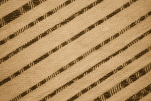 Tan Diagonal Stripes Fabric Texture - Free High Resolution Photo