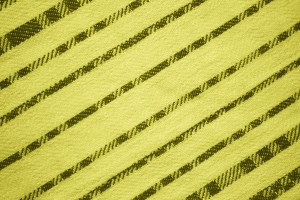 Yellow Diagonal Stripes Fabric Texture - Free High Resolution Photo