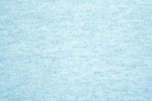 Baby Blue Knit T-Shirt Fabric Texture - Free High Resolution Photo