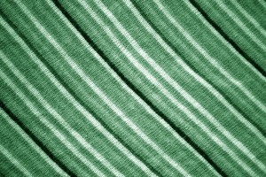 Diagonally Striped Green Knit Fabric Texture - Free High Resolution Photo