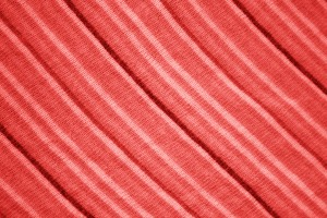 Diagonally Striped Red Knit Fabric Texture - Free High Resolution Photo
