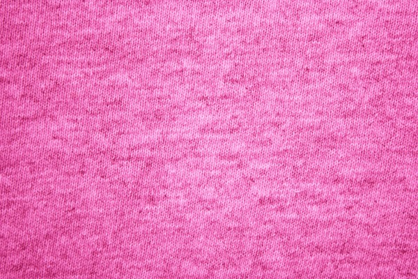 Hot Pink Knit T-Shirt Fabric Texture - Free High Resolution Photo