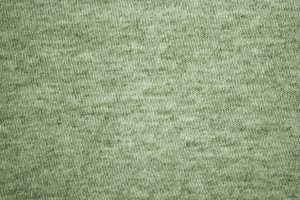 Olive Green Heather Knit T-Shirt Fabric Texture - Free High Resolution Photo