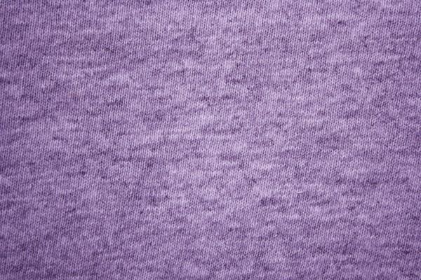 Purple Heather Knit T-Shirt Fabric Texture - Free High Resolution Photo