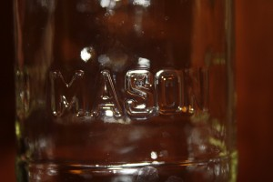 Mason Jar Close Up - Free High Resolution Photo