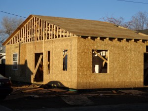 House Under Construction - Free High Resolution Photo